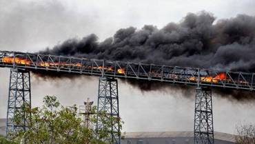 Conveyor Fires