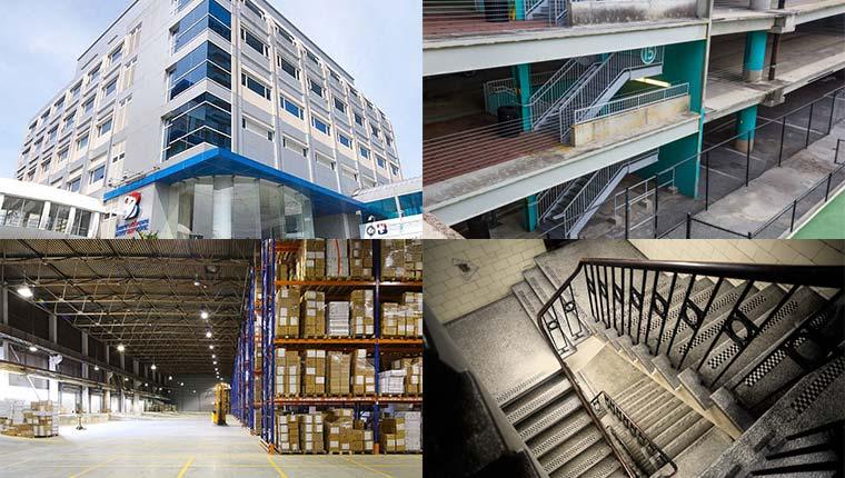 Residential & Industrial Buildings