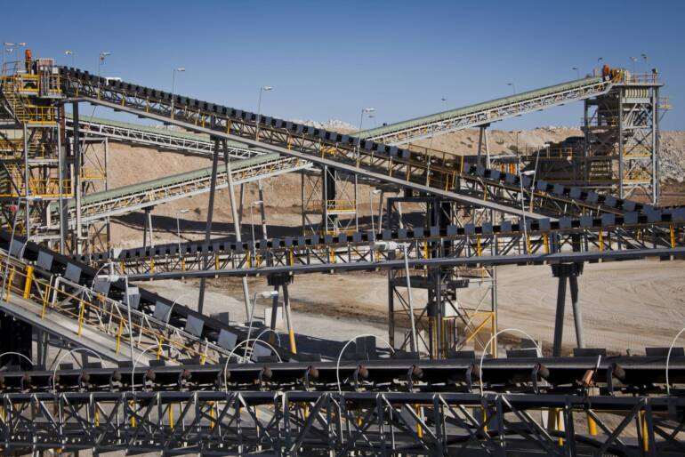 Glencore Coal Conveyor & Tunnel Fire Detection Update: 5km conveyors protected